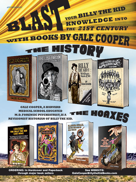 Blast your knowledge into the 21st century with books by Gale Cooper