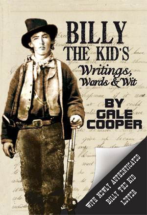 Billy the kid's Writings